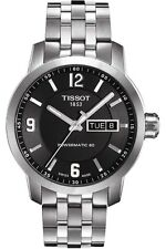 T0554301105700 Tissot Men's Prc 200 Silver Stainless-Steel Swiss Automatic Watch