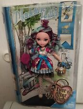 Mattel Ever After High Madeline Hatter Rebel Doll & Accessories 6 Years Up NIB