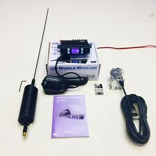 Team Radio CB Cellulari Mini Com Starter Kit+mini Stinger Antenna & 4 Bulloni