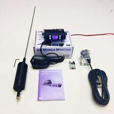 Team CB Funkgerät Mini Com Starter Set+Mini Stachel Antenne & 4 Bolzen Kit-Bar