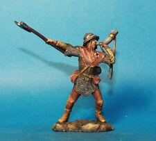 Medieval knight HAND PAINTED, Tin toy soldiers, Metal 54mm,