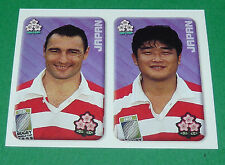 N°195 NIPPON JAPON JAPAN MERLIN IRB RUGBY WORLD CUP 1999 PANINI COUPE MONDE