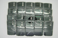 LOT of 20 BLACKBERRY CURVE 8300 8320 Grey Battery door cover