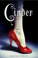 The Lunar Chronicles: Cinder 1 by Marissa Meyer (2012, Hardcover)