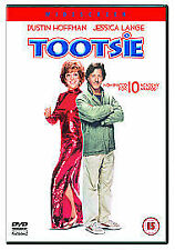 TOOTSIE DVD - DUSTIN HOFFMAN - JESSICA LANGE - 1982 COMEDY -  FREE POST