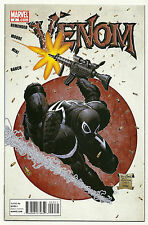 Venom 2011 #2 Unread Near Mint First Print Spider-Man