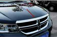 stainless steel front Hood cover trim for Dodge Journey 2013-2016