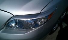 09 Corolla 3M Gloss Silver Eyelids. Pre-cut vehicle graphic film overlays brows