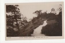 Looking Towards Grant Tomb Riverside Drive New York City USA  RP Postcard 138a