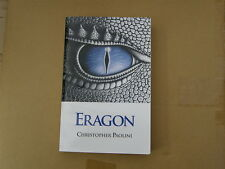 CHRISTOPHER PAOLINI  ERAGON  Original US 1st 1st 2002 PB BOOK