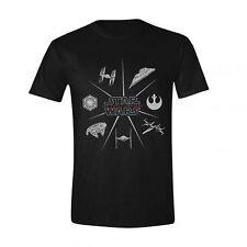 Star Wars The Force Awakens - Mens T-Shirt (Size - Medium)