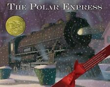 The Polar Express by Chris Van Allsburg (2015, Picture Book, Anniversary,...