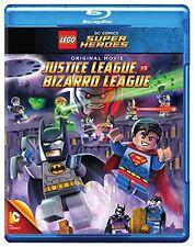 LEGO: DC Comics Super Heroes: Justice League vs. Bizarro League (Blu-ray+DVD+Dig