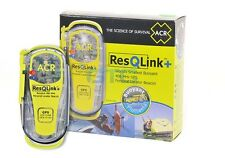 ACR ResQLink+ Buoyant PLB (Personal Locator Beacon) damaged outer packaging