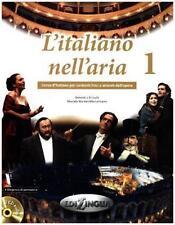 L'Italiano nell'aria 1 mit Audio-CD #Q#
