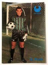 Cartolina Pubblicitaria Uhlsport Guanti Calcio-Piotti Ottorino Portiere Atalanta