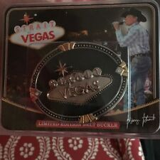 George Strait Belt Buckle Brand New in Package