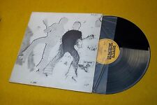 Las cuevas del rock Bloque/Topo/Max/Asfalto PROMO (EX/EX) 1979 chapa   LP  ç