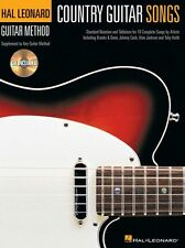Guitar Method Country Songs Learn to Play Johnny Cash TAB Music Book & CD