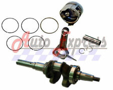 HONDA GX390 ROLLER KIT WITH CRANKSHAFT PISTON RINGS CON ROD PIN AND CLIPS GX 390