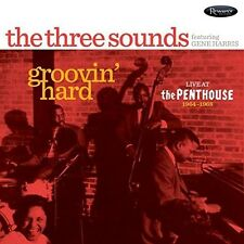 Groovin Hard: Live At The Penthouse 1964-1968 - Three Sounds (2017, CD NIEUW)