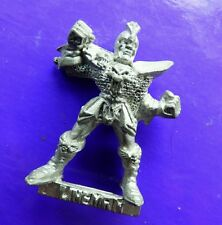 Dark elf elves citadel GW games workshop bloodbowl blood bowl lineman 3rd 3E #B