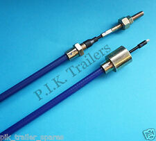 FREE P&P* 1 x Long Life 1030mm Trailer Brake Cable for ALKO Brakes