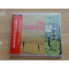 THE PACIFISTS - Sweet Wigglin' (JAPAN IMPORT CD+ OBI, 1992, Sony, SRCL-2544)