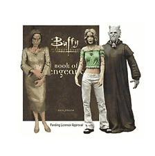 Buffy The Vampire Slayer Angel - VENGEANCE DEMON 3 toy figure box set RARE