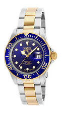 Invicta Men's 17057 Pro Diver Analog Display Swiss Quartz Two Tone Watch