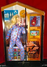 Barbie Doll Paul Frank 2004 Blue Monkey Pajamas Limited Addition Mattel NIB
