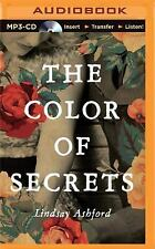 The Color of Secrets by Lindsay Ashford (2015, MP3 CD, Unabridged)