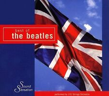 Best of the Beatles by 101 Strings Orchestra (CD, Nov-2004, Madacy)