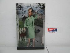 MATTEL BLACK LABEL BARBIE COLLECTOR ALFRED HITCHCOCKS THE BIRDS DOLL NEW L@@K!!!