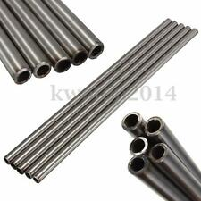 304 Stainless Steel Capillary Round Tube Bar OD 8mm x 6mm ID Length 250mm