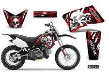 SIKSPAK Yamaha TTR90 Graphic Kit Sticker Wrap Bike MX Decals 2000-2007 REBIRTH R