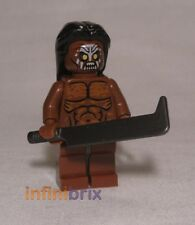 Lego Lurtz from Set 9476 The Orc Forge Lord of the Rings Uruk-Hai NEW lor025