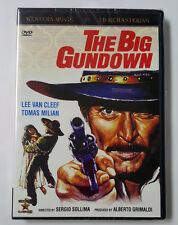 The Big Gundown ( DVD ) Sergio Sollima / Region ALL