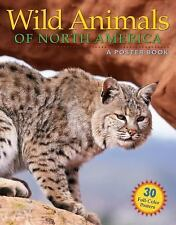 NEW - Wild Animals of North America (Poster Books) by Meyer, Karl