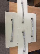 Hygena 500mm wide 4 Drawer Door Pack Cream