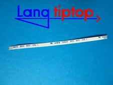 6 PIN 0,5mm Pitch AWM 20624 80C 60V VW-1 Cable flexible 100mm Plano Cable
