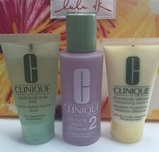 Clinique 3-Steps Skin Care Travel Set Kit For Dry Combination Skin Type 1/2