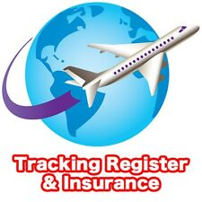 Register Mail Postal Insurance Service Tracking number To Worldwide from JAPAN