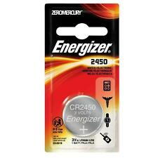 8 X Energizer CR2450 3V litio moneta cella BATTERIA 2450