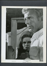 RAQUEL WELCH AND ANTHONY FRANCIOSA - 1967 FATHOM - SPY THRILLER + COMEDY