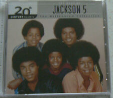 THE BEST OF / MILLENNIUM COLLECTION - JACKSON 5 FIVE  (CD)  NEUF SCELLE