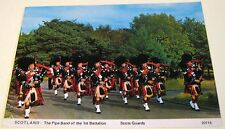Scotland The pipe band of the 1st Battalion Scots Guard 20116 - Hail Caledonia -
