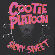 Sicky Sweet; Cootie Platoon 2005 CD, Female Punk, Portland OR, Velvet Hand Very