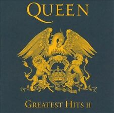Greatest Hits II by Queen (CD, Apr-2011, Hollywood)
