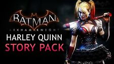 Batman Arkham Knight: Harley Quinn Story Pack DLC [Playstation 4 PS4] Brand NEW